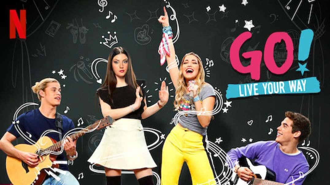 معرفی سریال Go! Live Your Way