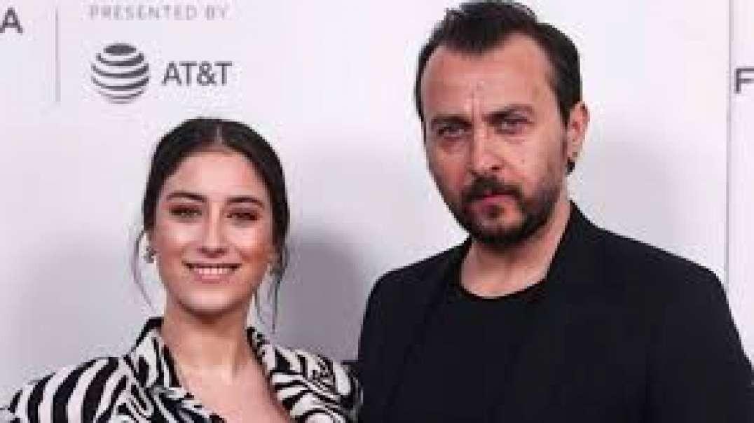 مصاحبه با علی آتای و همسرش هازال کایا در گالا فیلم جدیدش _ با زیرنویس فارسی
