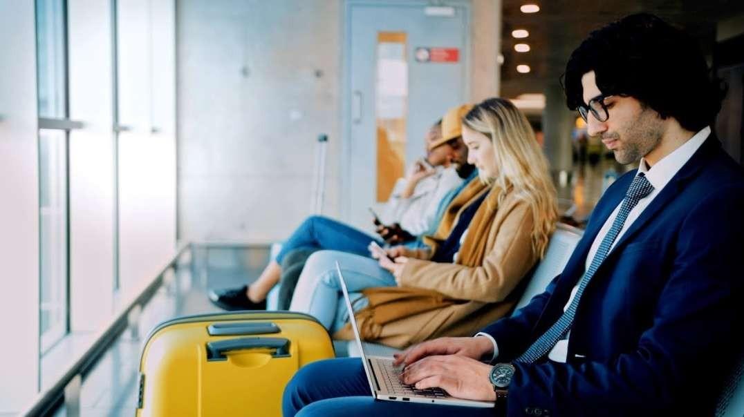 قبل از اینکه به اینترنت وای فای رایگان فرودگاه ها متصل شوید دو چندان هوشیار باشید