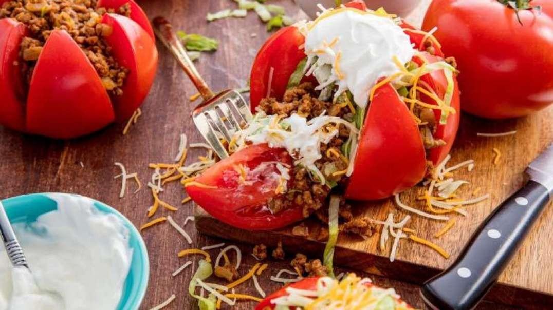 گوجه فرنگی تاکو