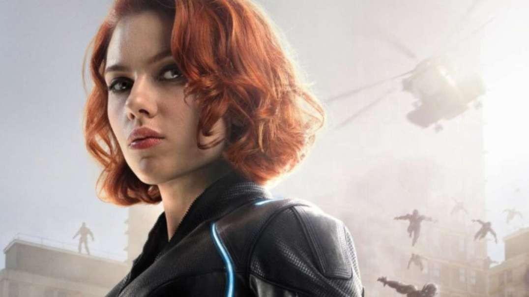 معرفی بیوه سیاه Black Widow