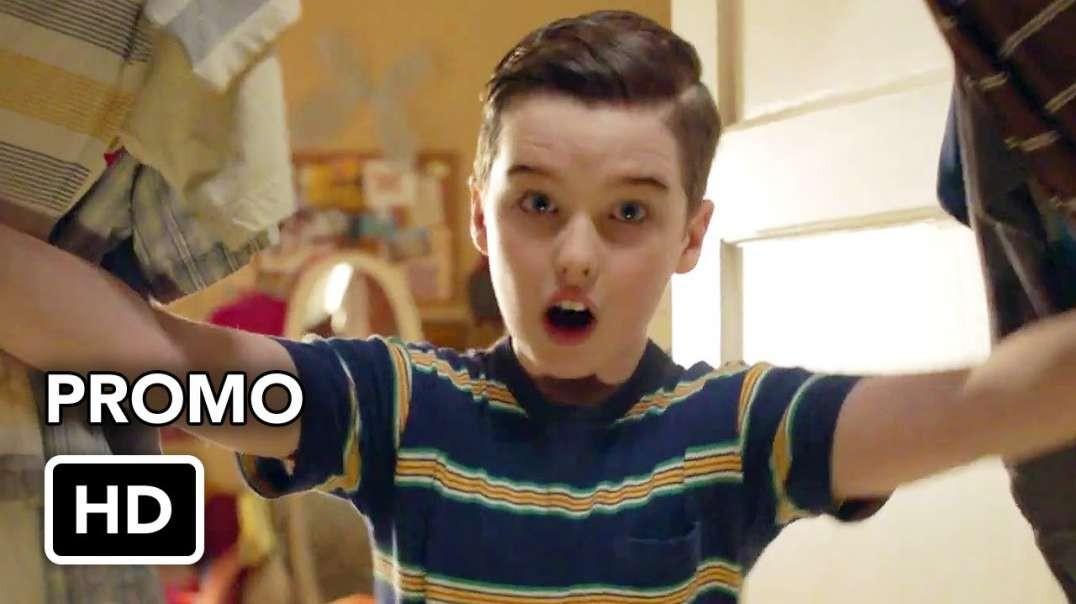 پرومو قسمت 11 فصل سوم Young Sheldon