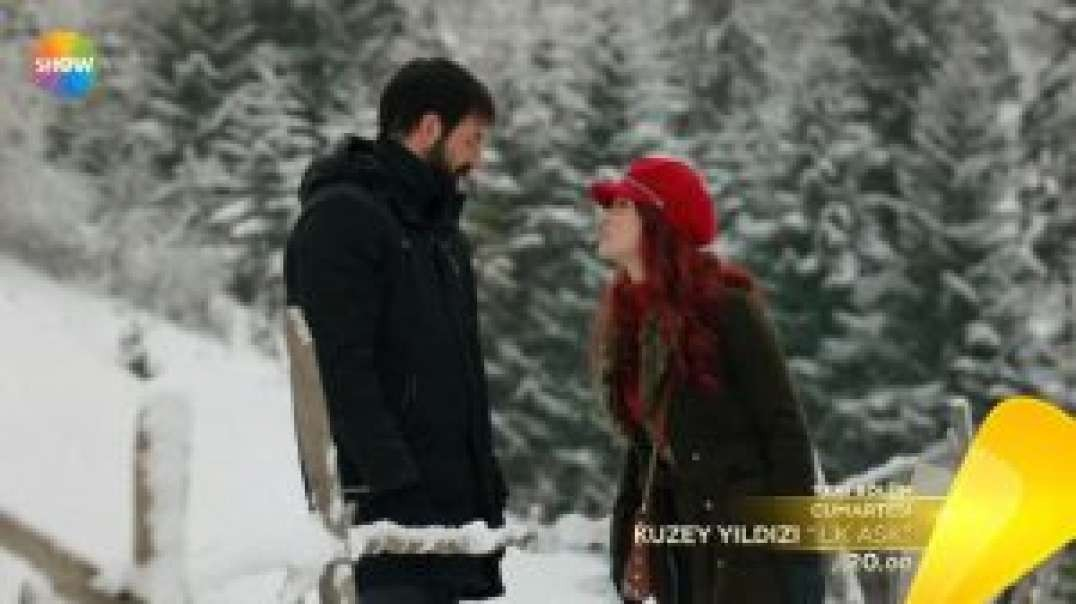 """تیزر 1 قسمت 14 سریال """" ستاره شمالی عشق اول """" با زیرنویس فارسی"""