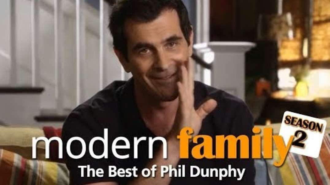 جالب ترین لحظه های فیل دانفی خانواده مدرن ( فصل دوم )
