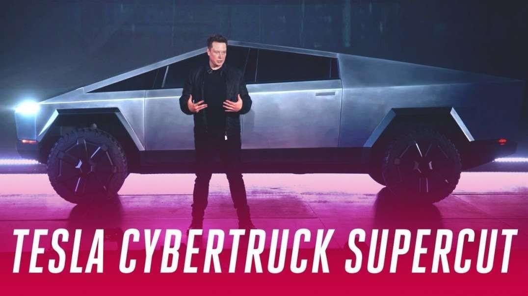 رویداد تسلا Cybertruck در 5 دقیقه