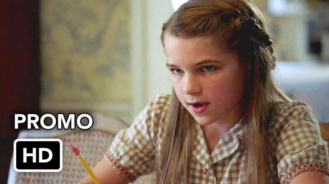 پرومو قسمت 13 فصل سوم Young Sheldon