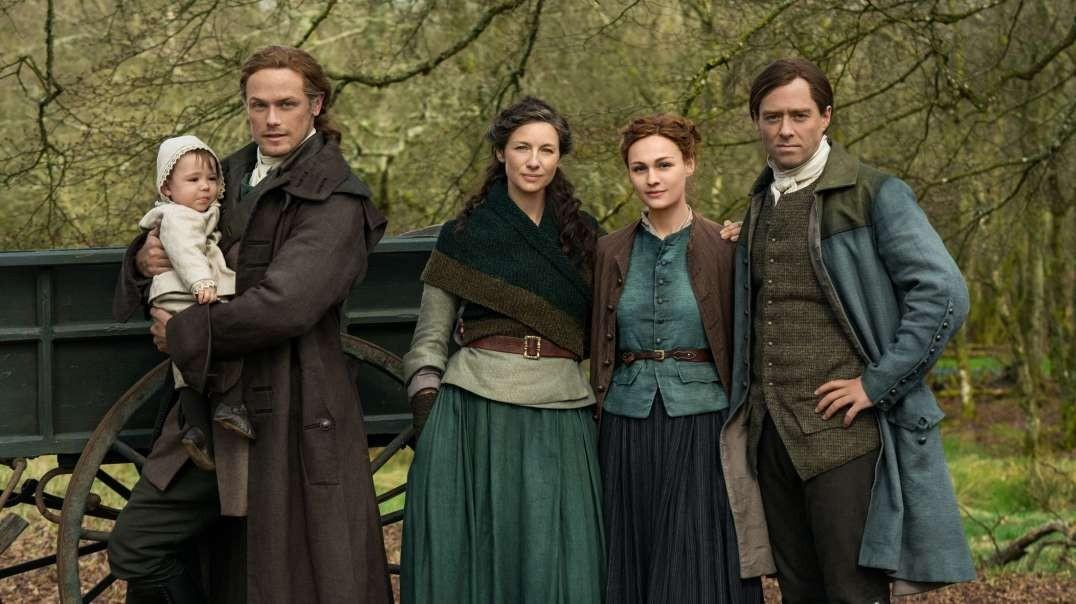 تیزر رسمی از فصل 5 غریبه Outlander