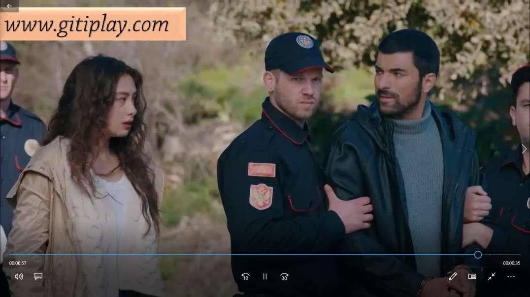 سکانس فراری دادن ملک توسط سانجار ( قسمت 3 سریال دختر سفیر) + زیرنویس فارسی