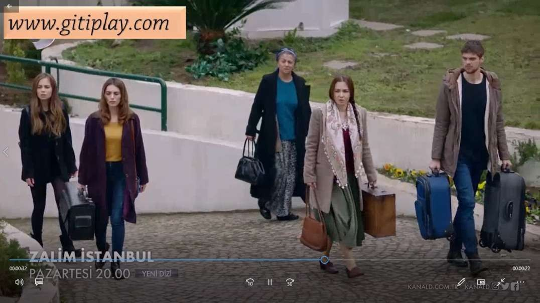 اولین تیزر از سریال استانبول ظالم + زیرنویس فارسی