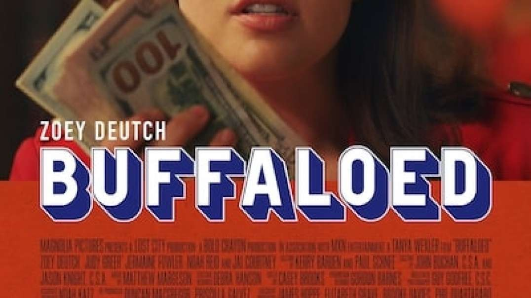 معرفی فیلم Buffaloed 2019
