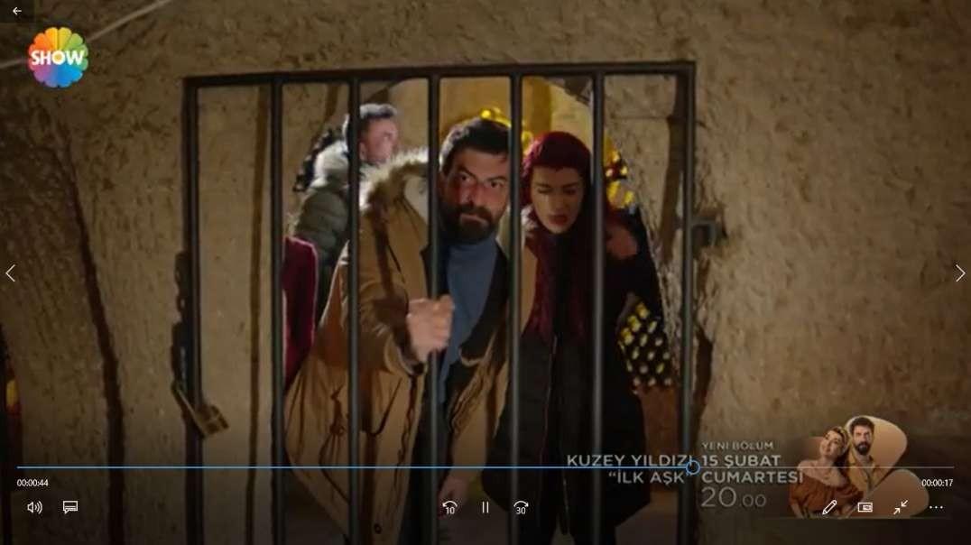 """تیزر 1 قسمت 21 سریال """" ستاره شمالی عشق اول """" + زیرنویس فارسی"""
