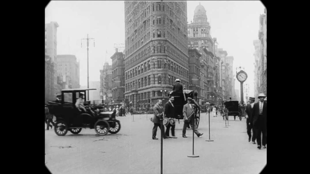 1911 - سفر در شهر نیویورک