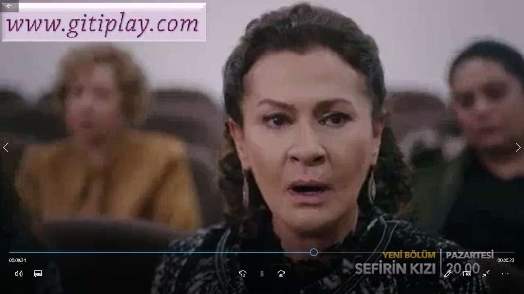 """تیزر 2 قسمت 10 سریال """" دختر سفیر """" + زیرنویس فارسی"""