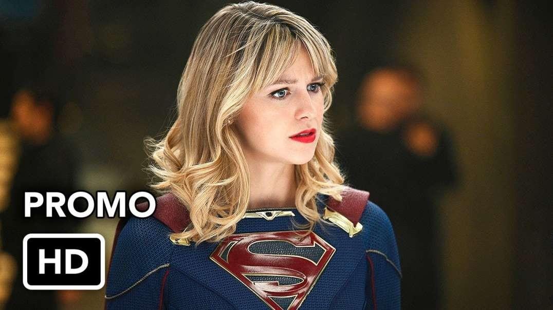پرومو قسمت جدید فصل پنجم Supergirl