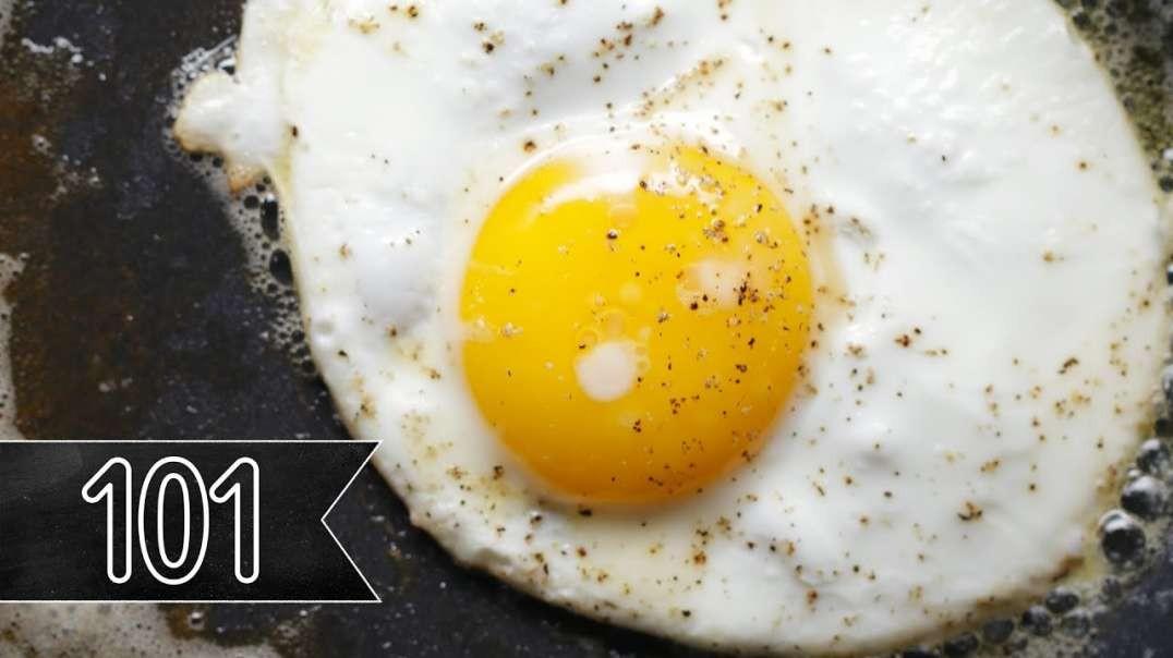 طرز تهیه تخم مرغهای مناسب هر بار