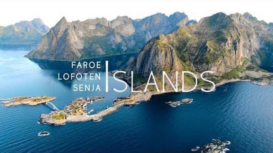 جزایر شمالی | فارو ، لوفوتن و سناجا
