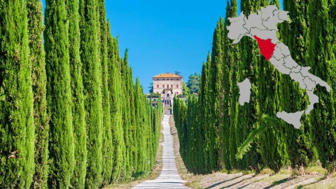 ویلاهای شگفت انگیز لوکس توسکانی ایتالیا