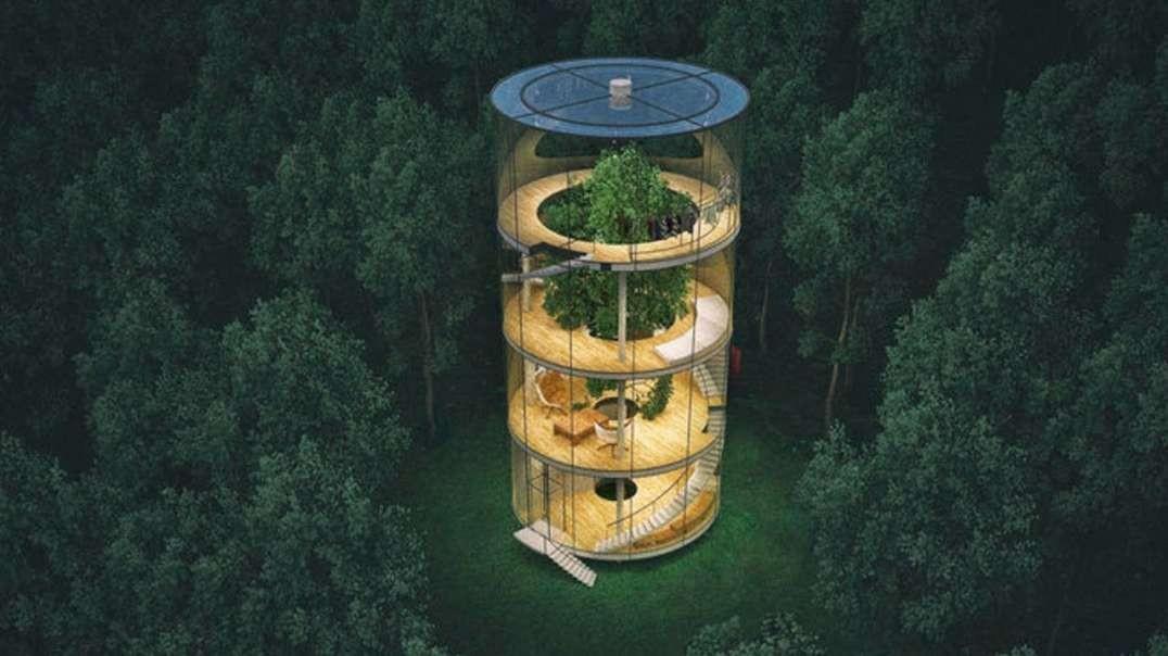 15 خانه غیر معمول در جهان