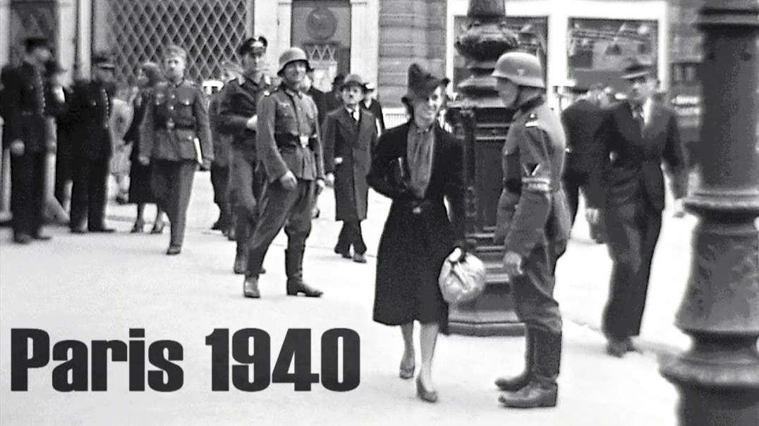 پاریس 1940 - اشغال شده توسط آلمان