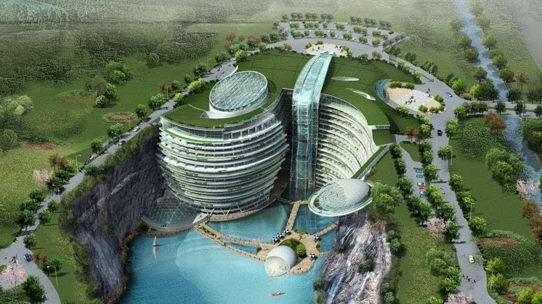 هتل سنگفرش زیر آب شانگهای