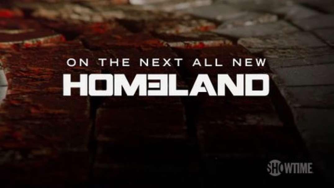 پرومو قسمت 9 فصل هشتم Homeland