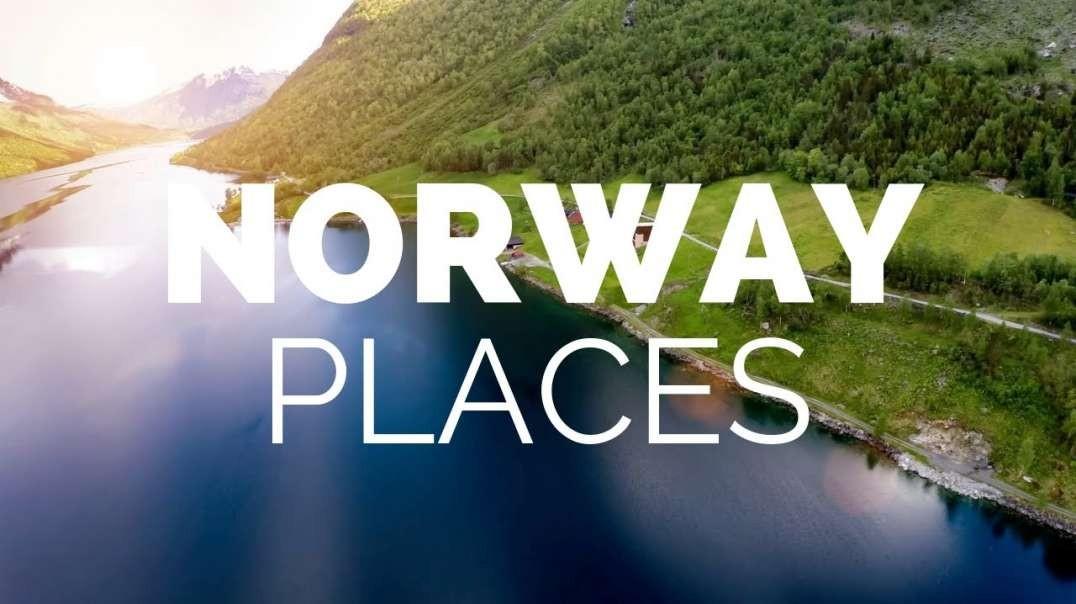 10 بهترین مکان برای بازدید در نروژ