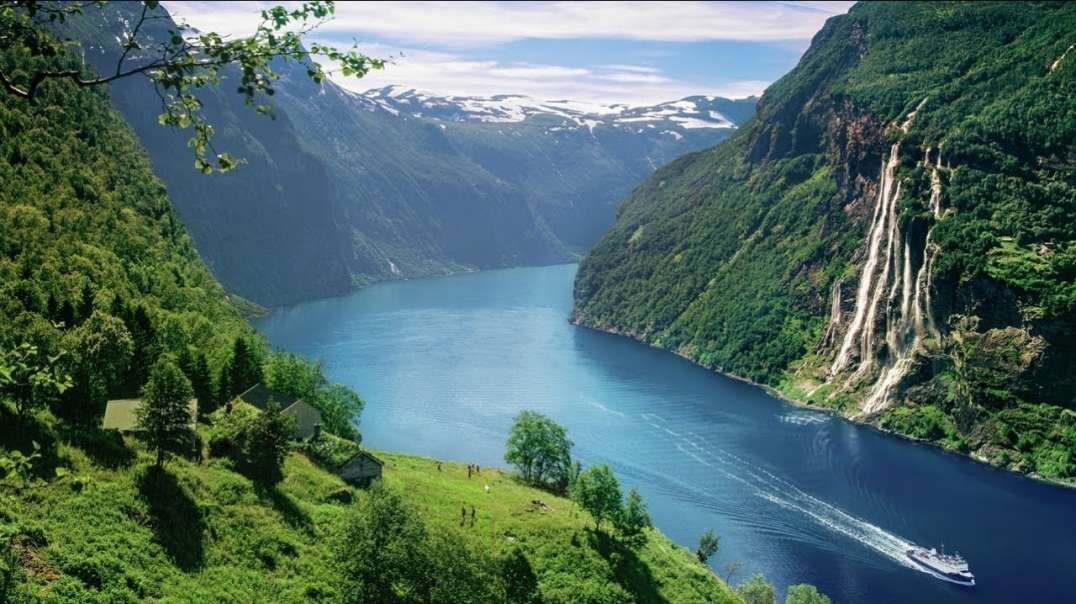 نروژ - مناظر شادترین کشور کره زمین