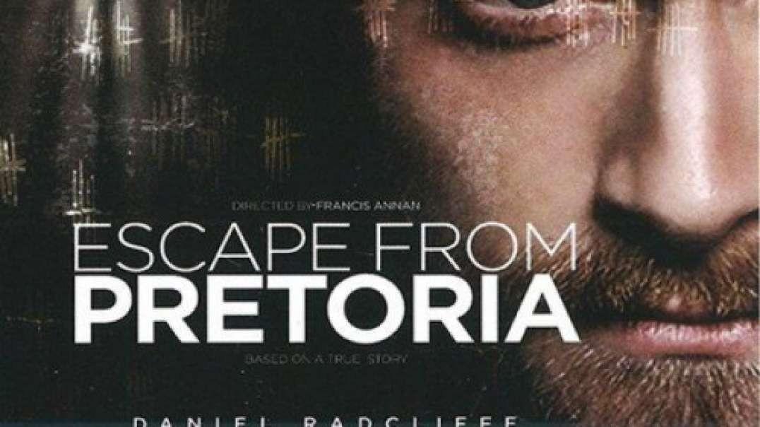 تیزر و معرفی فیلم Escape From Pretoria 2020