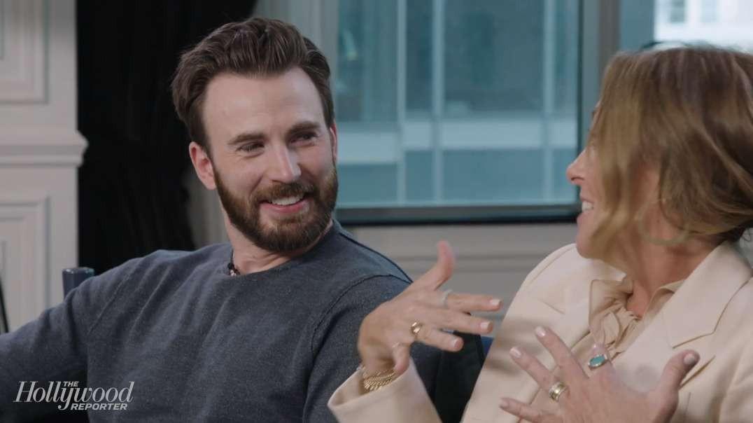 گفتگو : بهترین های آنا د آرماس و کریس ایوانز در فیلم Knives Out