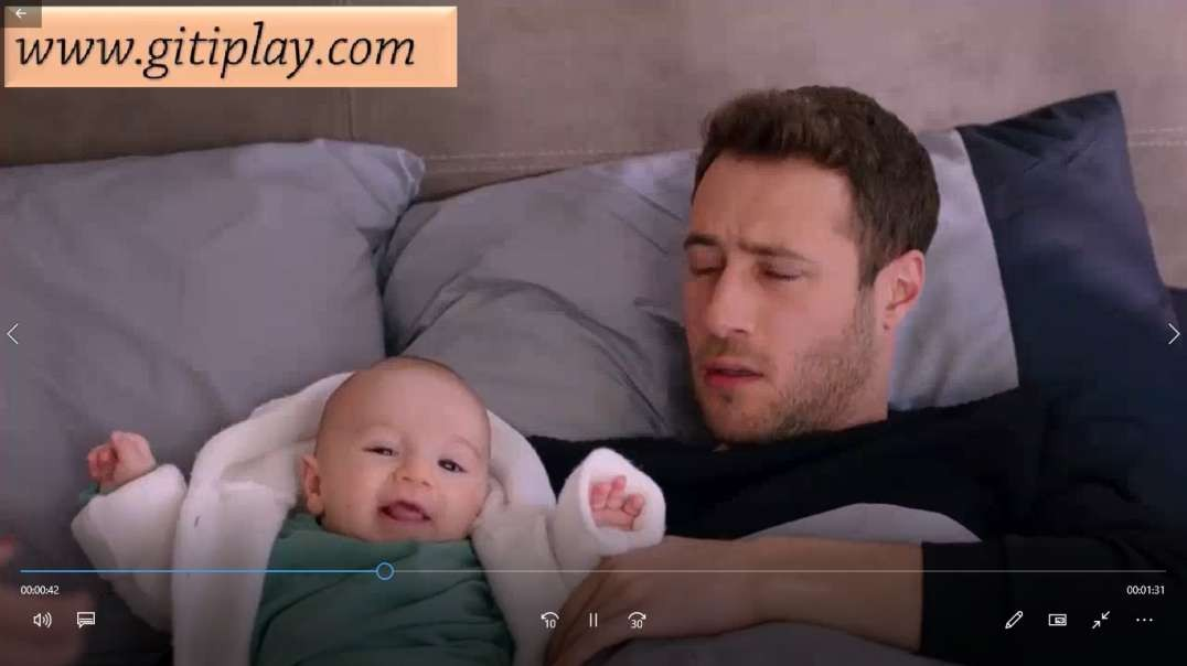 """جنک روز را با پسرش شروع میکند . . سکانسی از قسمت 36 سریال """" استانبول ظالم """" + زیرنویس"""