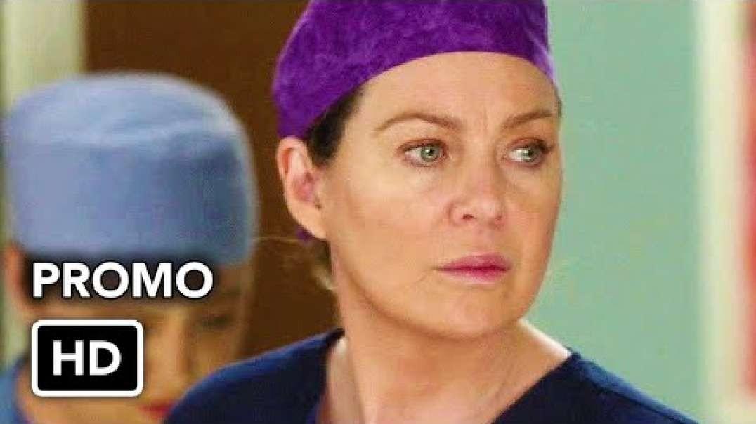 پرومو قسمت 18 فصل 16 مجموعه آناتومی گری