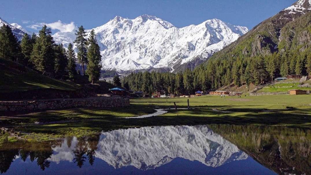 اردوگاه پری میدن و اردوگاه پایگاه نانگا پاربات ، پاکستان