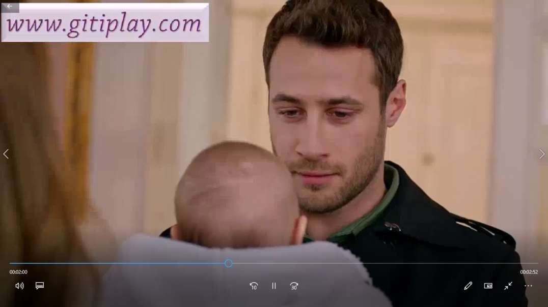 بلاخره جنک پسرش را در آغوش میگرید . . معجزه شده  . . .سکانسی از سریال استانبول ظالم