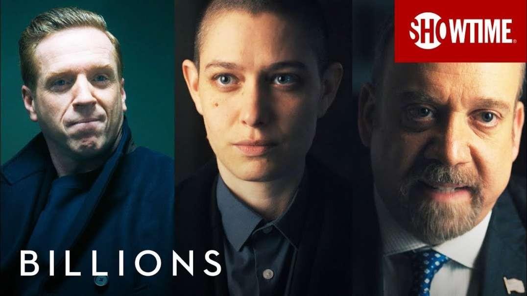 تیزر جدیدی از فصل 5 مجموعه Billions