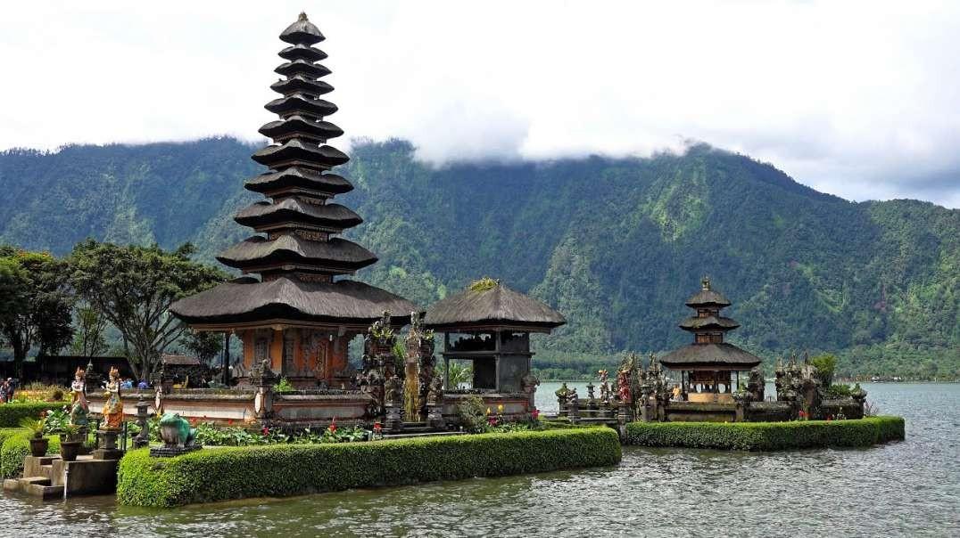 بهترین های جزیره زیبای بالی ، اندونزی.
