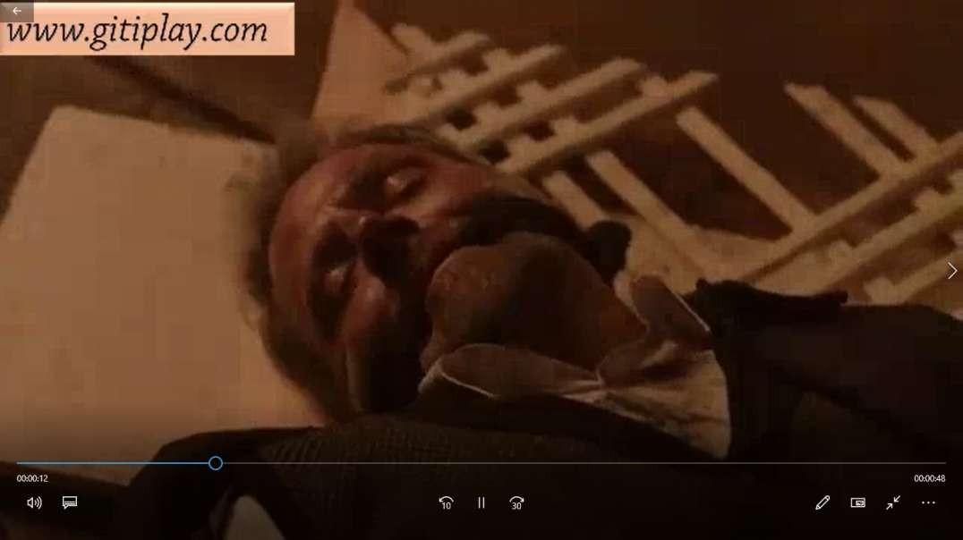 """سکانس آتش سوزی  از قسمت 8 سریال """" بابیل  """""""