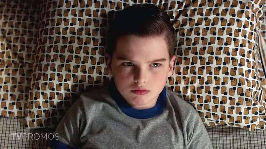 پرومو قسمت 20 فصل سوم Young Sheldon