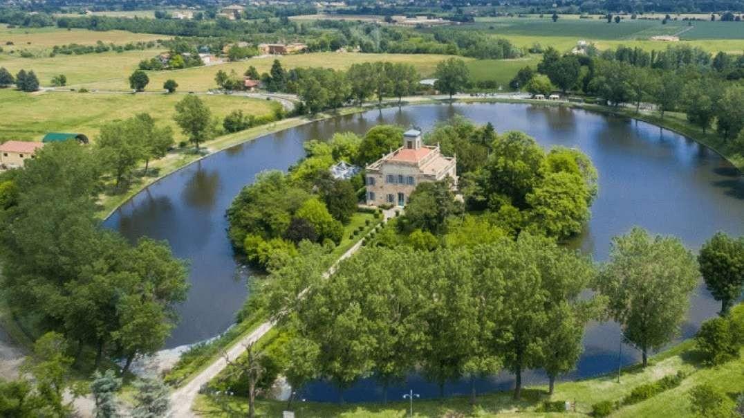 ویلای اختصاصی با دریاچه خصوصی | رجیو امیلیا ، ایتالیا