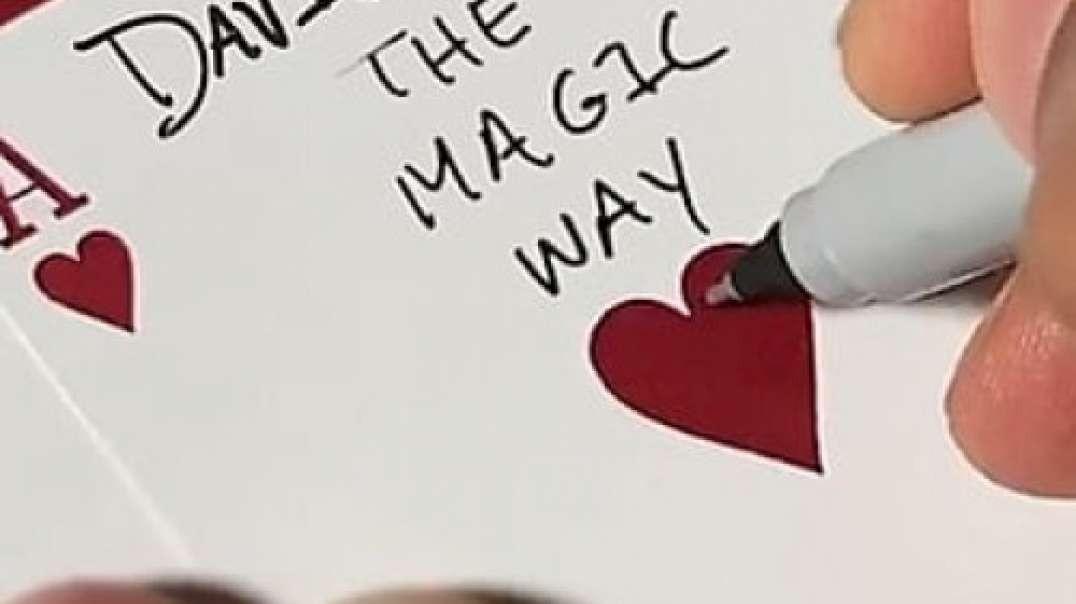 تیزر و معرفی برنامه David Blaine The Magic Way 2020