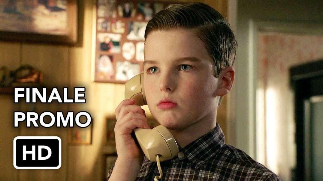 پرومو قسمت آخر فصل سوم Young Sheldon