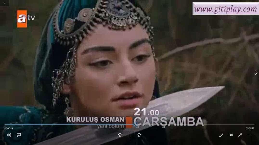 """تیزر 1 قسمت 19 سریال """" قیام عثمان """" + زیرنویس فارسی"""