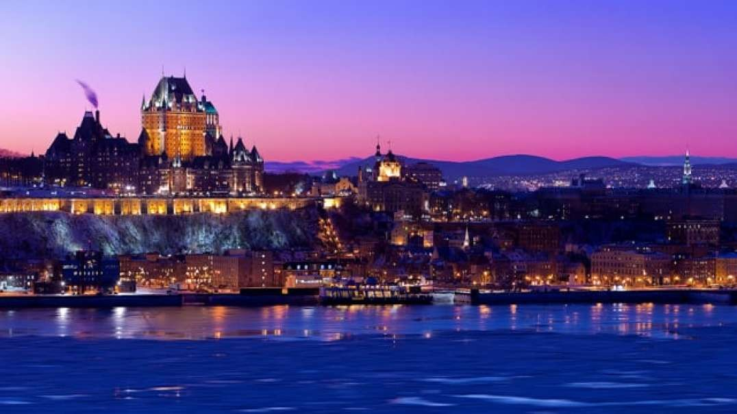 شهر گردی در کبک کانادا