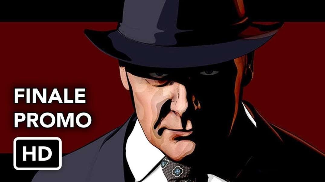 پرومو قسمت آخر مبتکرانه فصل هفتم The blacklist