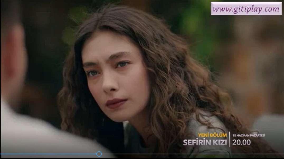 تیزر اول از قسمت 16 سریال دختر سفیر  + زیرنویس فارسی