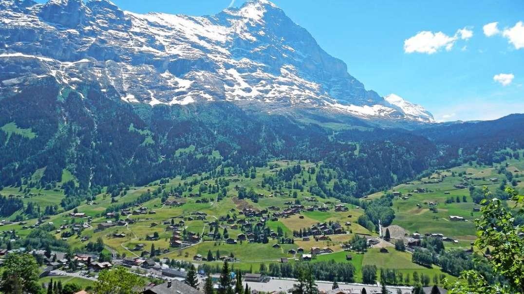 GRINDELWALD - مکانی با مناظر زیبا در سوئیس