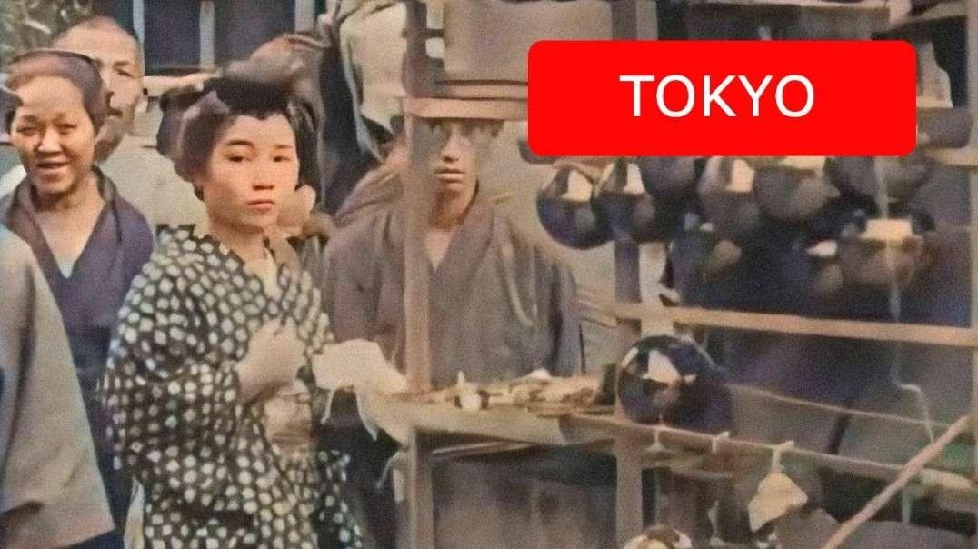 توکیو ، ژاپن در سال های 1913 تا 1915