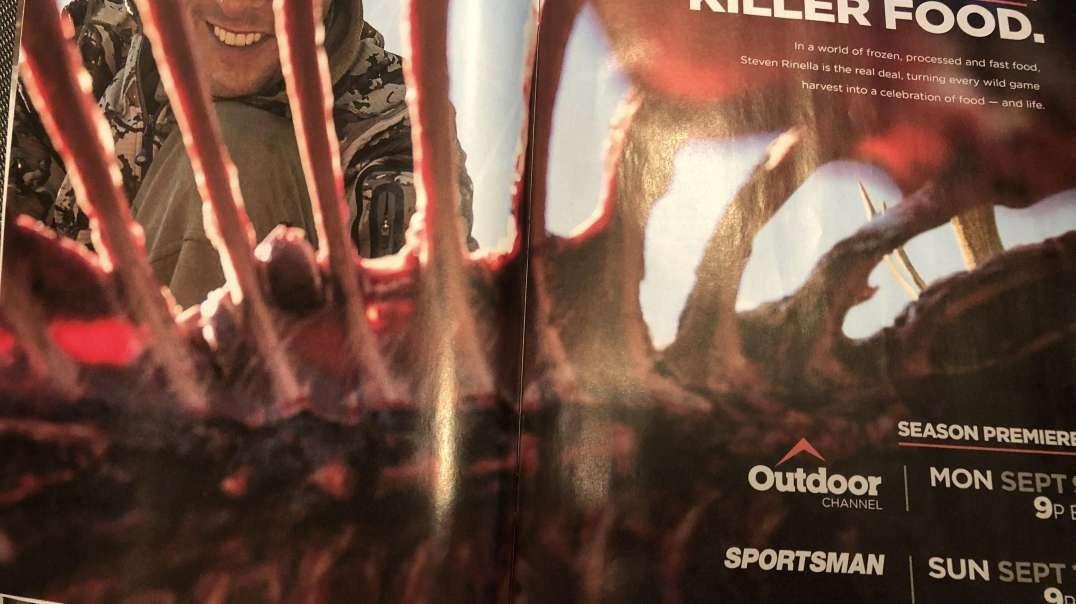 تیزر فصل نهم MeatEater از نتفلیکس