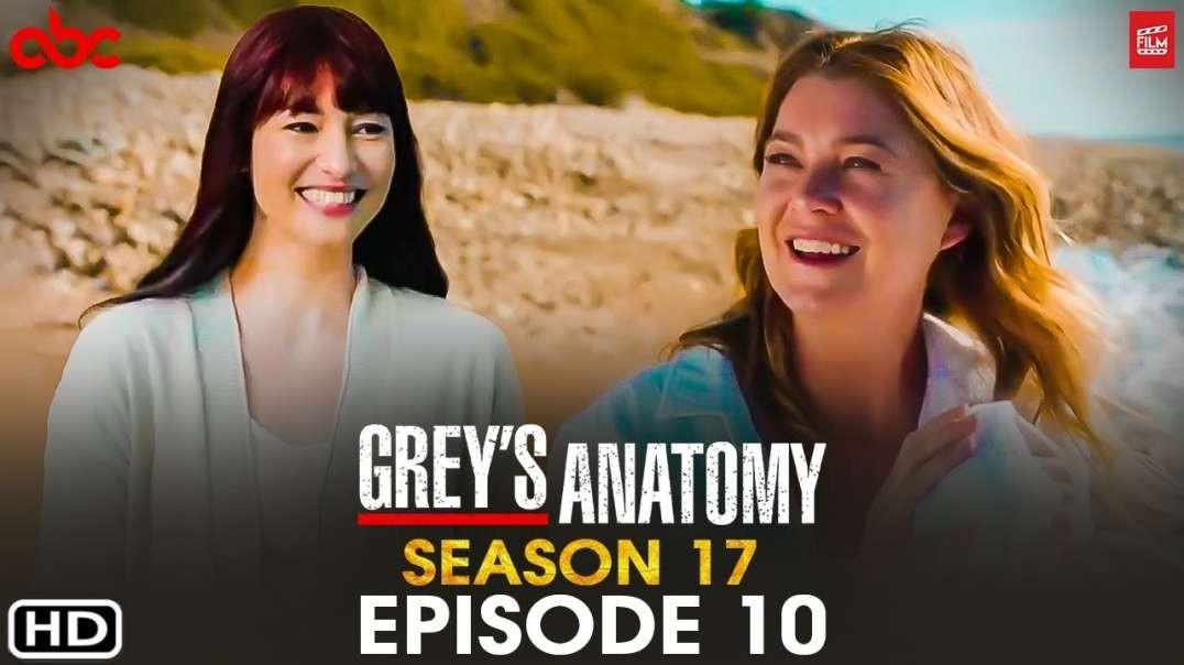 پرومو قسمت 10 فصل 17 سریال آناتومی گری Grey's Anatomy