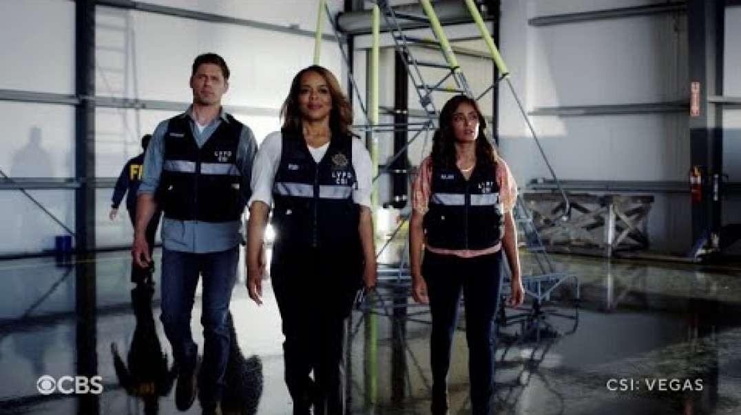تریلر سریال CSI: Vegas